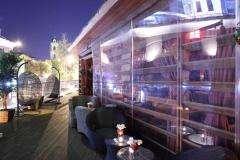 Ресторан Будда Бар на Цветном Бульваре (Buddha Bar Moscow) фото 22