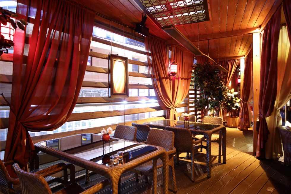 Ресторан Будда Бар на Цветном Бульваре (Buddha Bar Moscow) фото 40