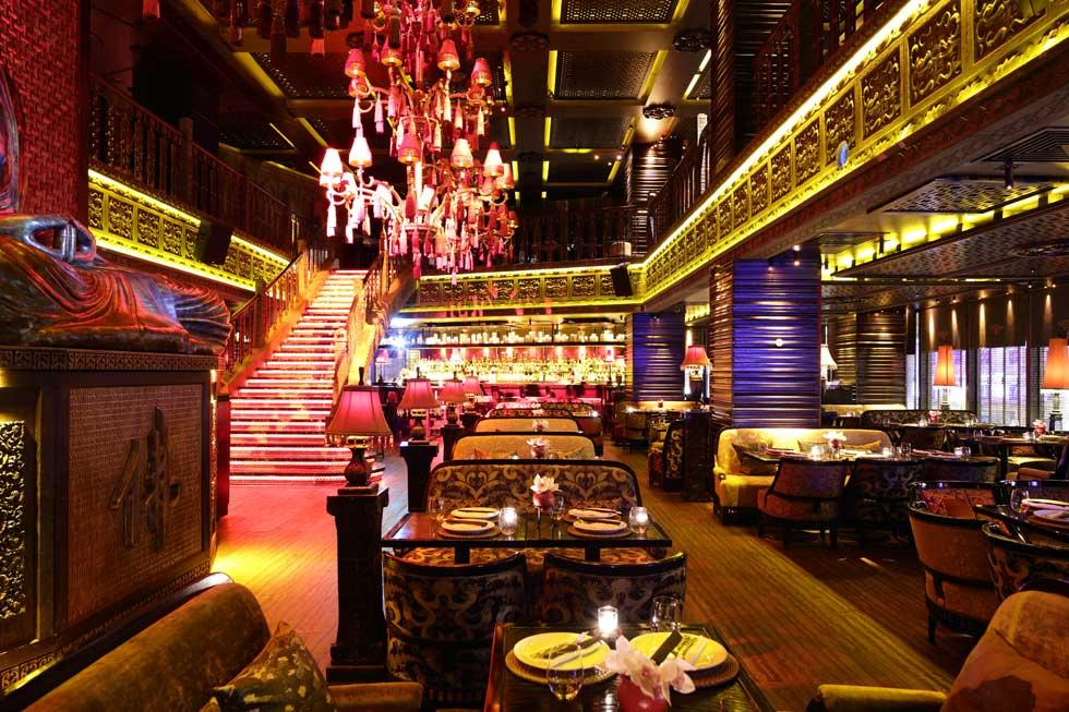Ресторан Будда Бар на Цветном Бульваре (Buddha Bar Moscow) фото 2