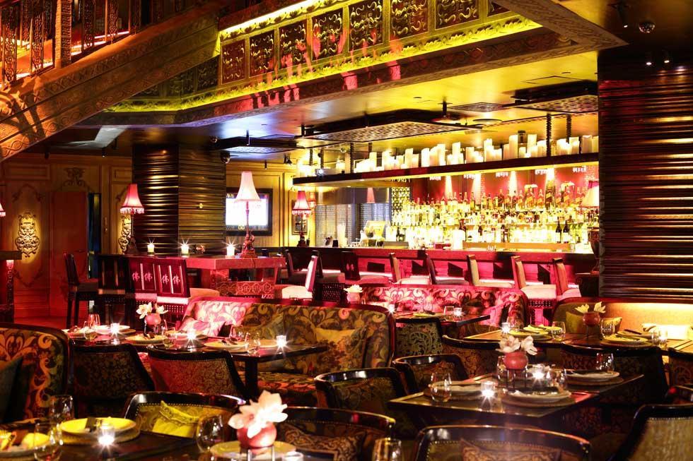 Ресторан Будда Бар на Цветном Бульваре (Buddha Bar Moscow) фото 3