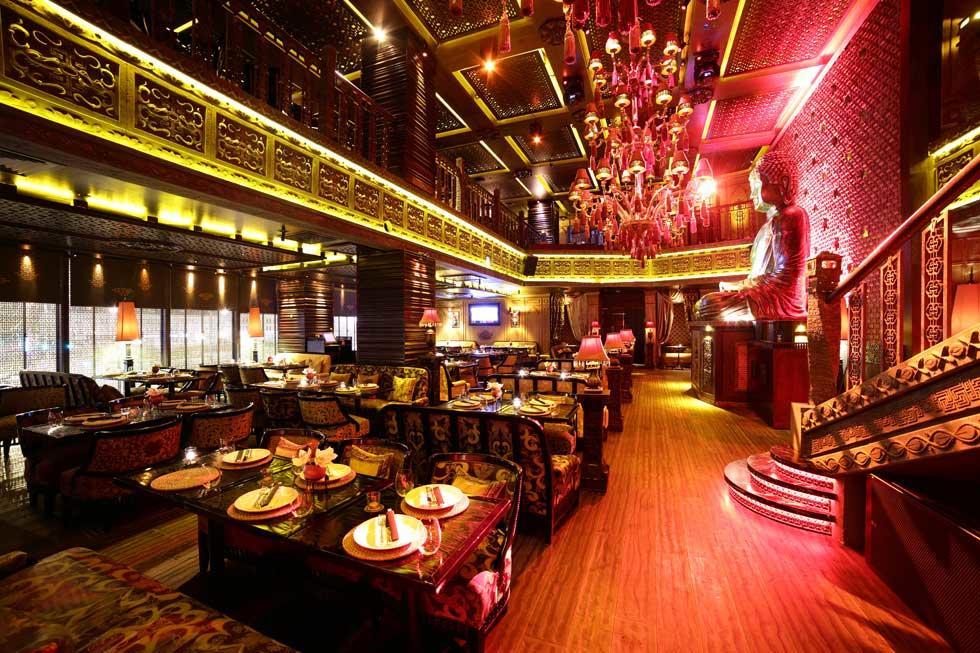 Ресторан Будда Бар на Цветном Бульваре (Buddha Bar Moscow) фото 4