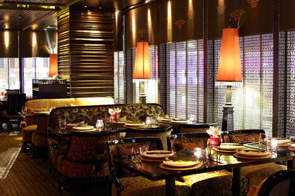 Ресторан Будда Бар на Цветном Бульваре (Buddha Bar Moscow) фото 5