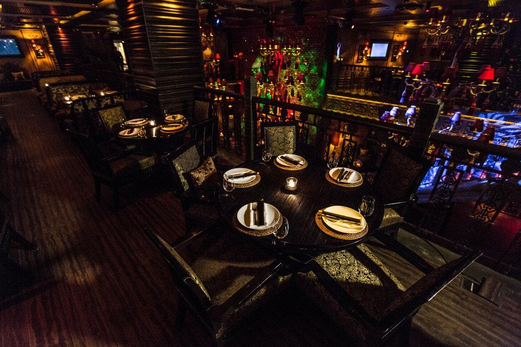 Ресторан Будда Бар на Цветном Бульваре (Buddha Bar Moscow) фото 6
