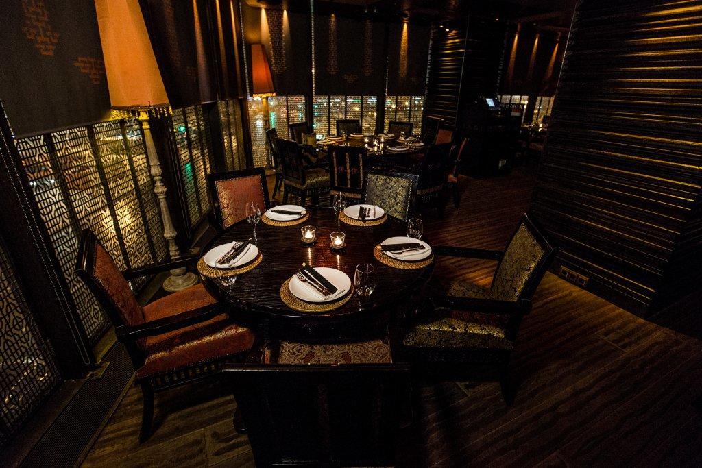 Ресторан Будда Бар на Цветном Бульваре (Buddha Bar Moscow) фото 9