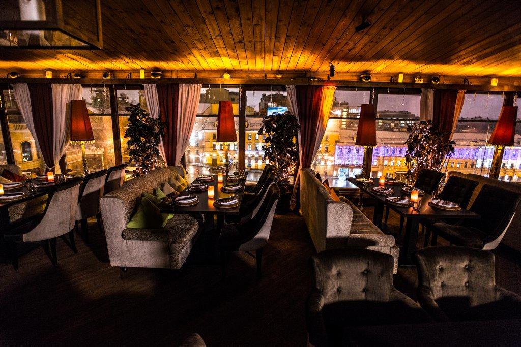 Ресторан Будда Бар на Цветном Бульваре (Buddha Bar Moscow) фото 14