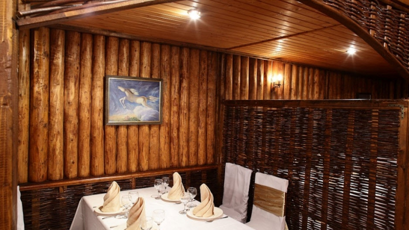 Европейский Ресторан Дали (Dali) фото 3