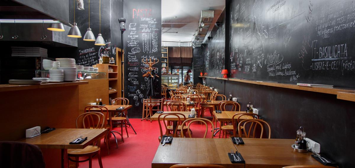 Итальянский Ресторан Остерия у Сальваторе (прошлое название Остерия У Джузеппе) фото