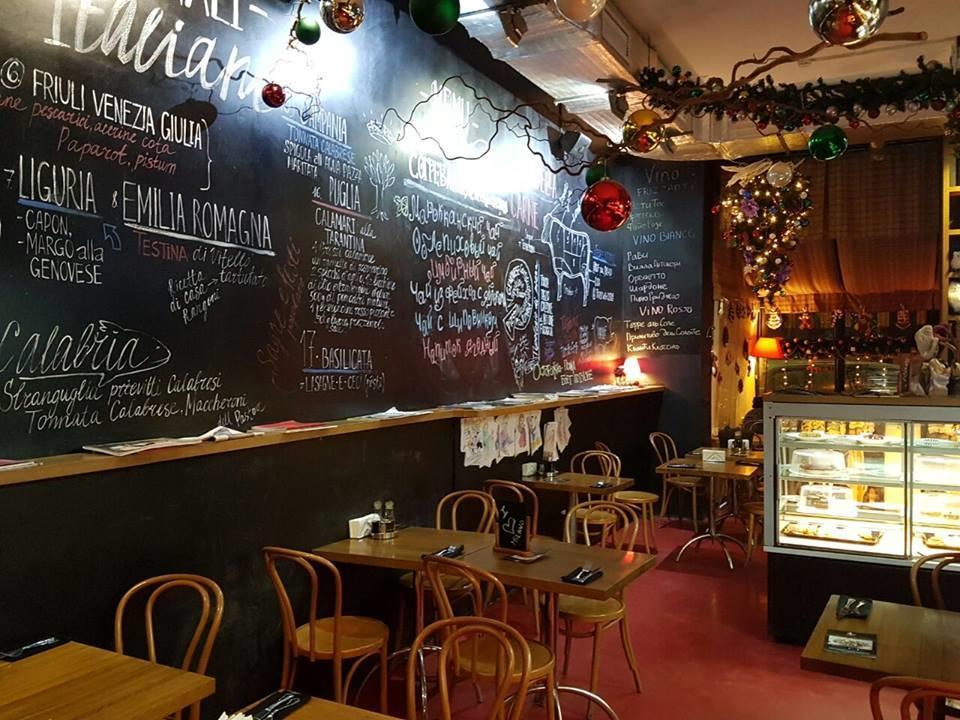 Итальянский Ресторан Остерия у Сальваторе (прошлое название Остерия У Джузеппе) фото 7