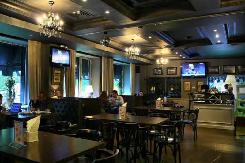 Ресторан Megapolis фото 2