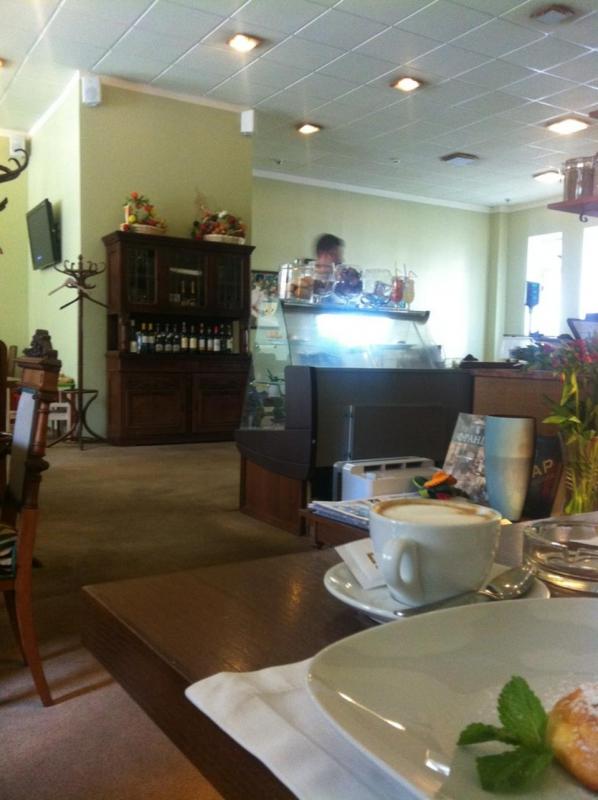 Кофейня Прованс на Университете фото 9