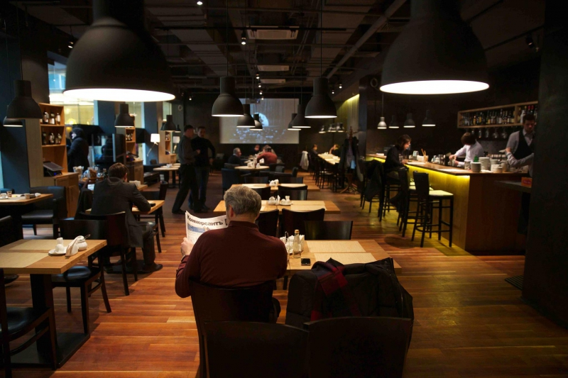 Ресторан Доможилов на Баррикадной фото 8