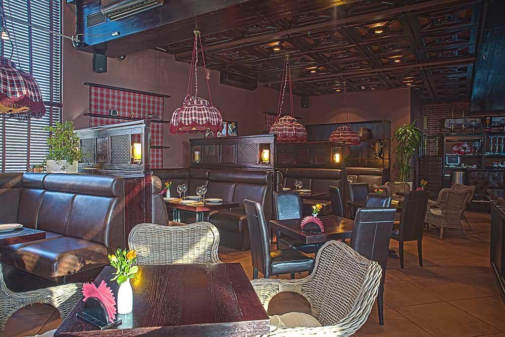 Ресторан BROWNBAR (Браун Бар) фото 11