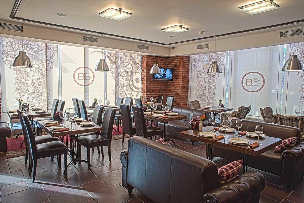 Ресторан BROWNBAR (Браун Бар) фото