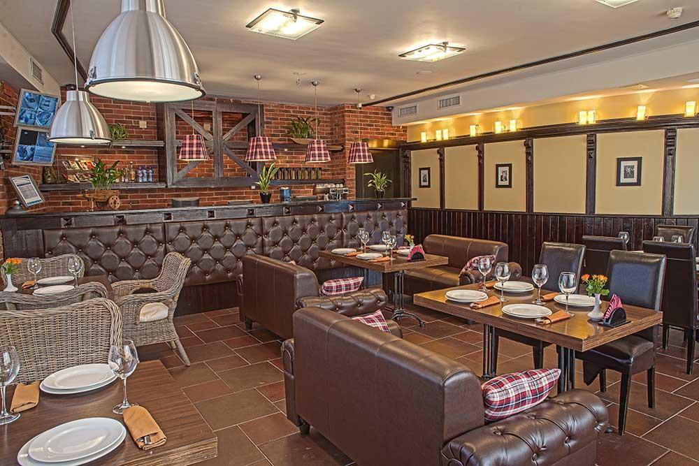 Ресторан BROWNBAR (Браун Бар) фото 18