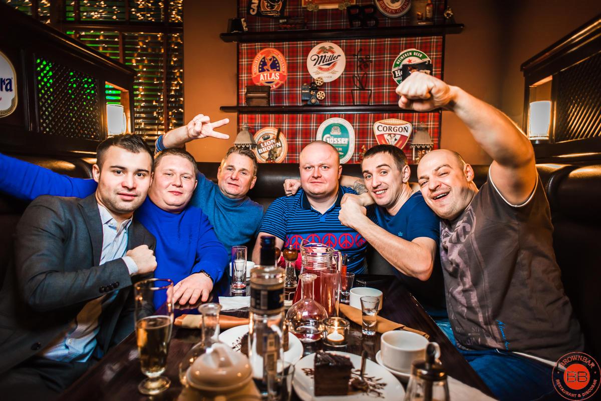Ресторан BROWNBAR (Браун Бар) фото 53