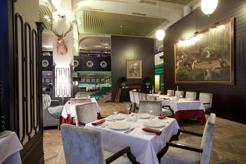 Ресторан G. Graf (Джи Граф) фото 2