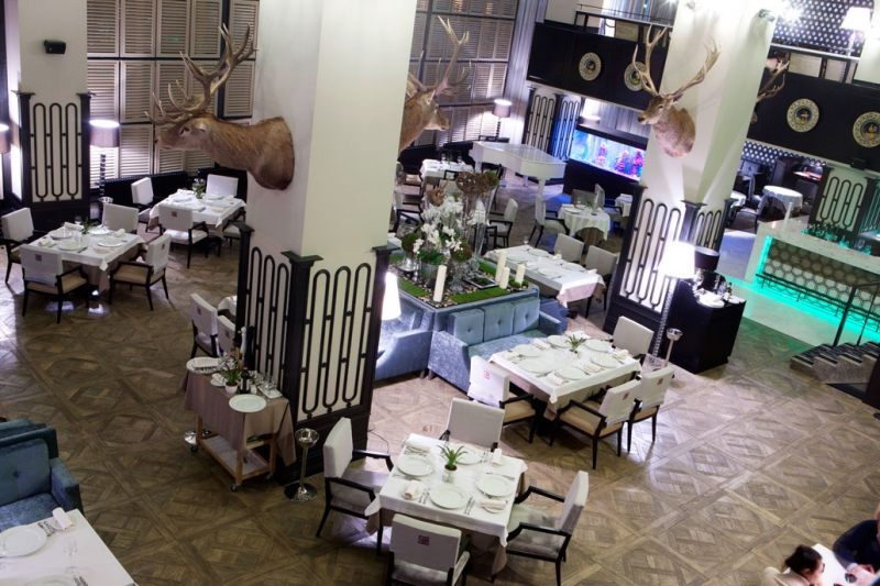 Ресторан G. Graf (Джи Граф) фото 3