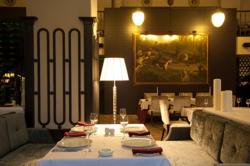 Ресторан G. Graf (Джи Граф) фото 4