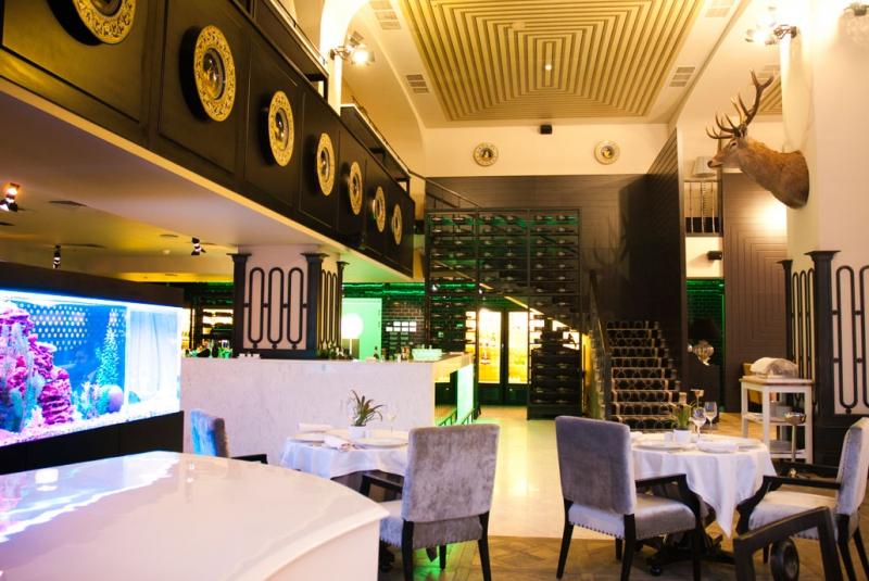 Ресторан G. Graf (Джи Граф) фото 8