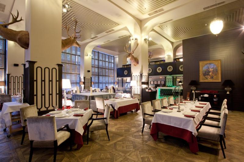 Ресторан G. Graf (Джи Граф) фото 1