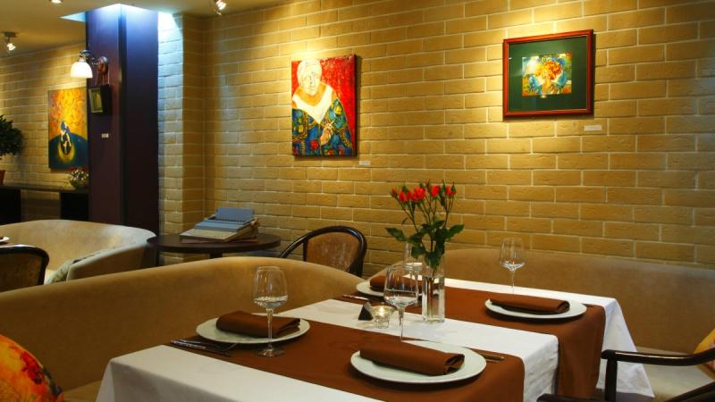 Арт-кафе Выставка фото 3