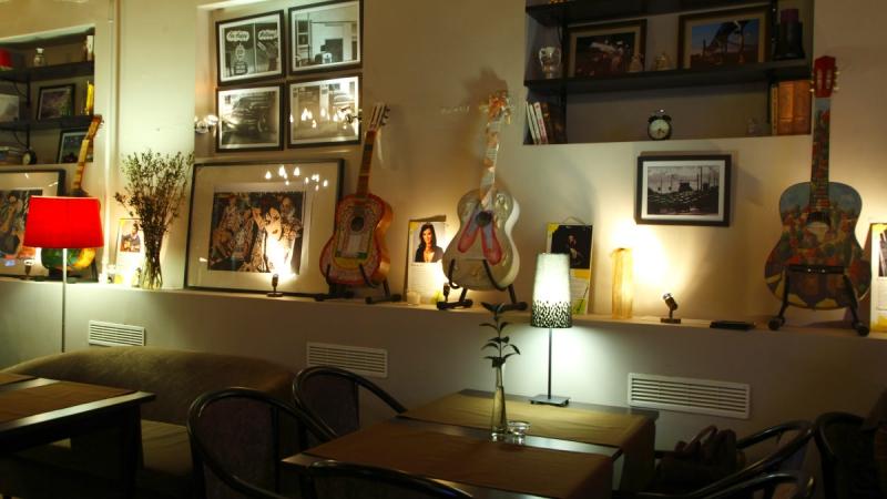 Арт-кафе Выставка фото 9