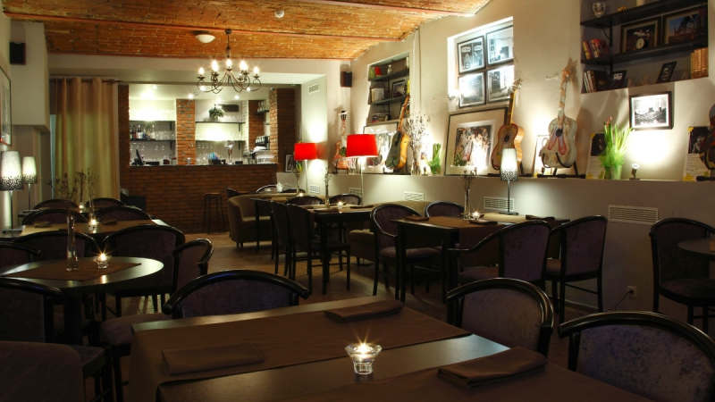 Арт-кафе Выставка фото 15