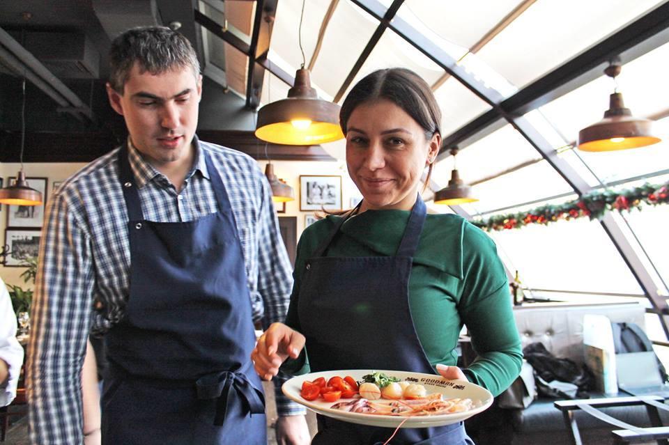 Стейк-хаус Гудман на Тульской (Goodman в ТРЦ «Ереван Плаза») фото 46