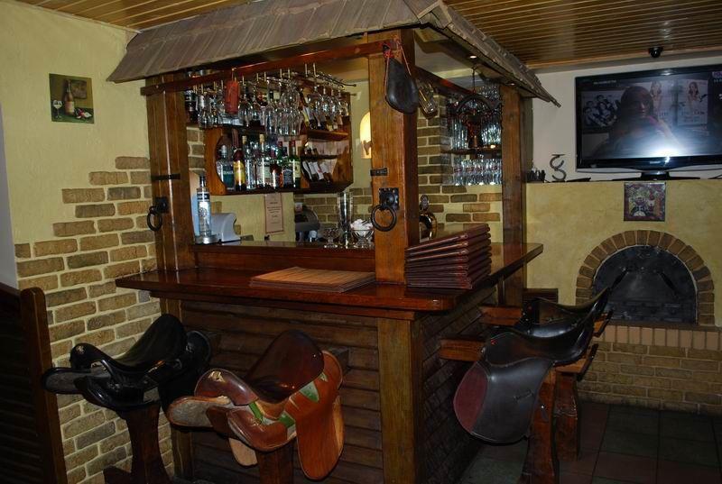 Ресторан Сивый Мерин фото