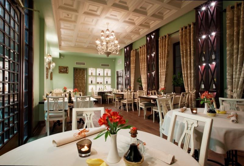 Ресторан Остерия Аль Денте фото