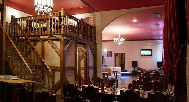 Кафе Старый Дом фото 5