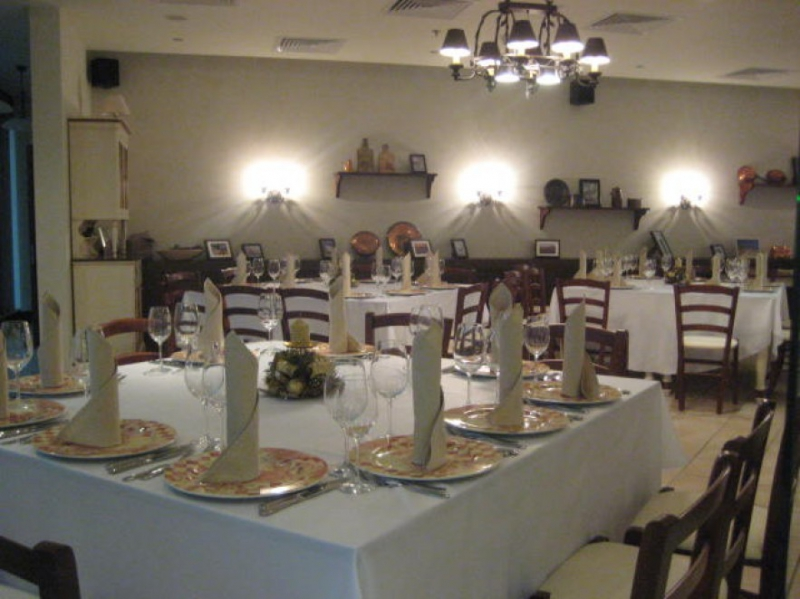 Ресторан Чеснок фото 7