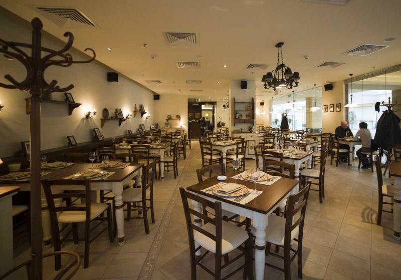 Ресторан Чеснок фото 8