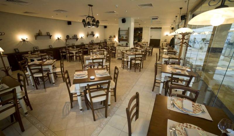 Ресторан Чеснок фото 15
