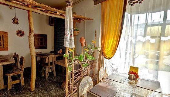 Ресторан Довбуш фото 6