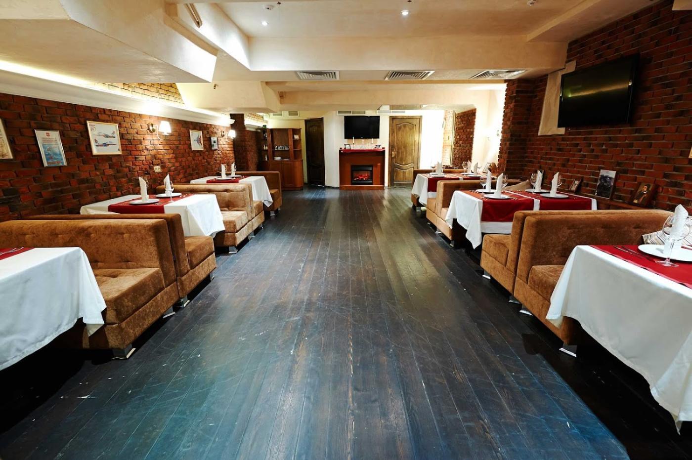 Ресторан Авиатор фото 24