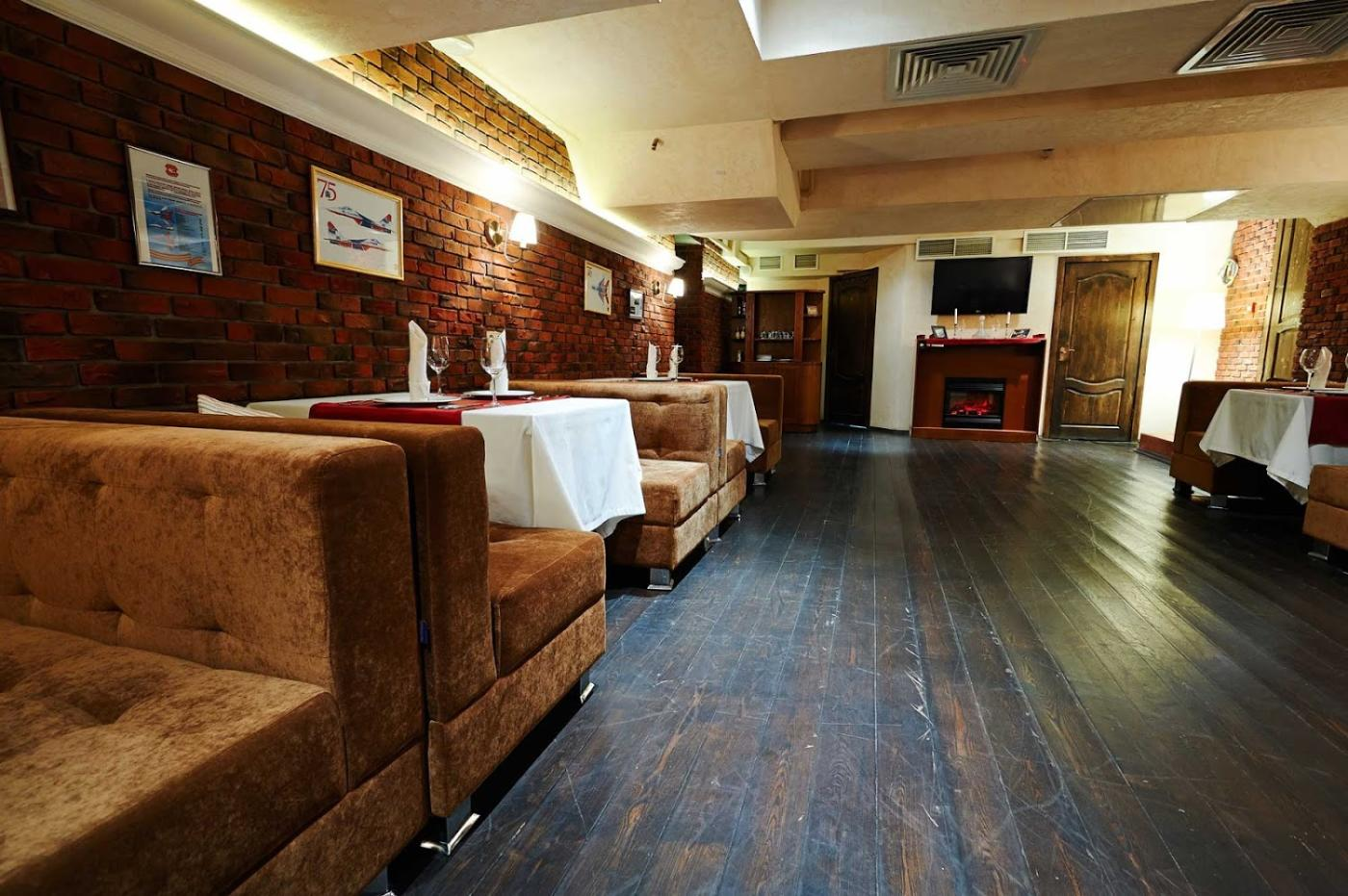 Ресторан Авиатор фото 23