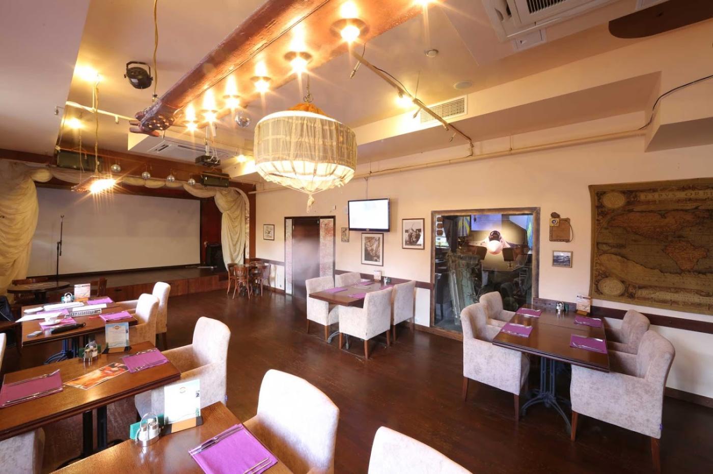 Ресторан Авиатор фото 3