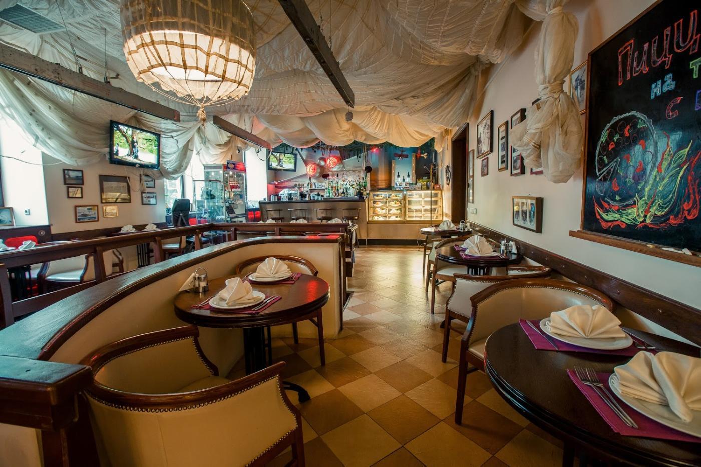 Ресторан Авиатор фото 10