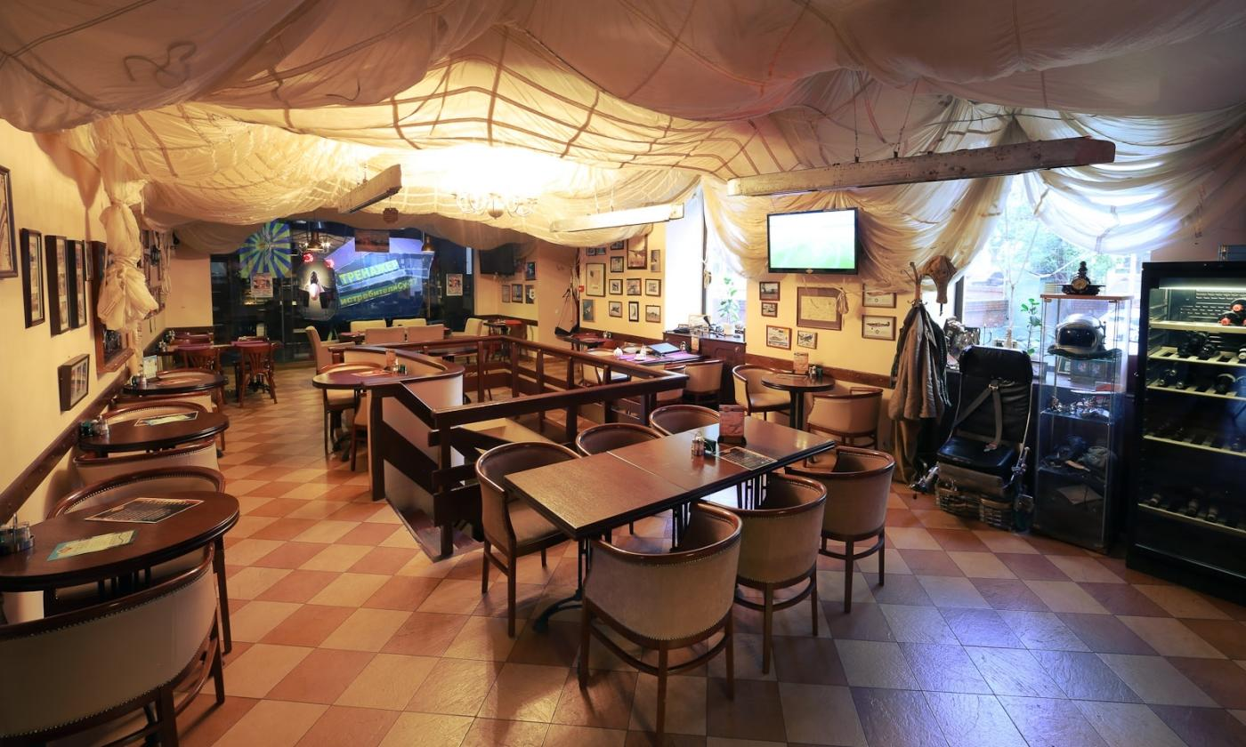 Ресторан Авиатор фото 13