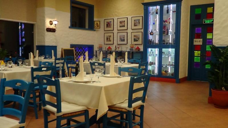 Ресторан Калиспера фото 12