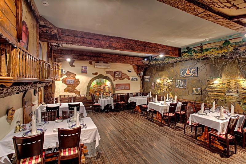 Ресторан Сокольническая Застава фото 8