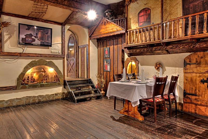 Ресторан Сокольническая Застава фото 9