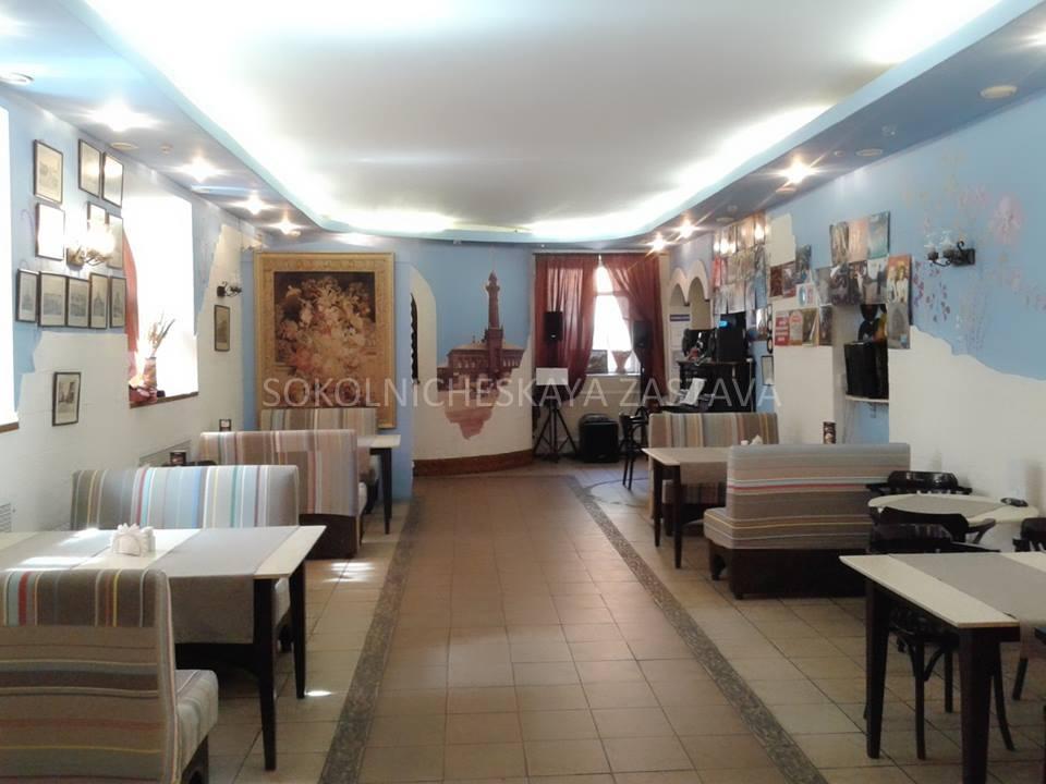 Ресторан Сокольническая Застава фото