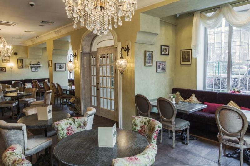 Ресторан La Spezia (Ла специя) фото