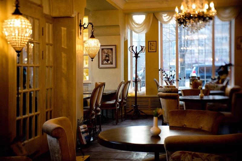 Ресторан La Spezia (Ла специя) фото 4
