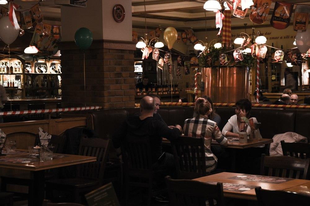 Чешский Пивной ресторан Пражечка на Щукинской фото 27