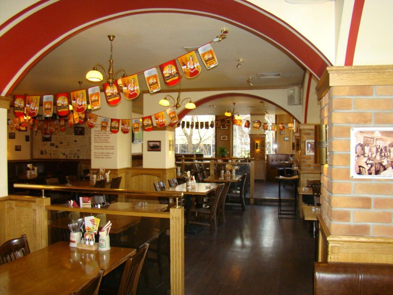 Чешский Пивной ресторан Пражечка на Щукинской фото 13