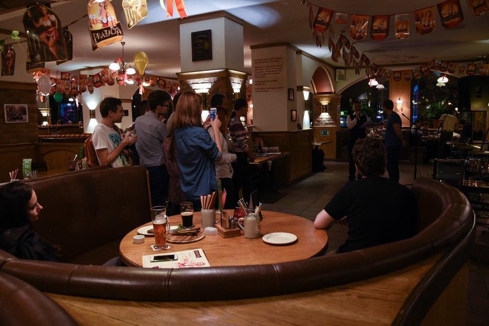 Чешский Пивной ресторан Пражечка на Щукинской фото 28