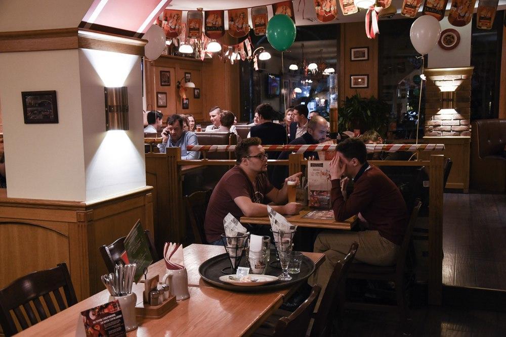Чешский Пивной ресторан Пражечка на Щукинской фото 30
